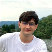 Professeur de japonais, vivant au Japon. Donne cours de japonais