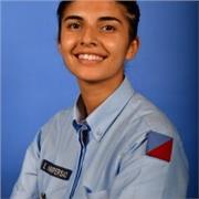 Etudiante sortant de CPGE ECE (Classe prépa en économie) au lycée militaire d'Aix-en-Provence