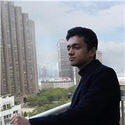 Etudiant Ingénieur à Londres et à Paris en Mathématiques, membre de séminaires de Mathématiques de l'Imperial College