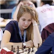 Cours d'échecs, double championne de France