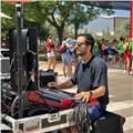 Profesor audiovisual: fp y grado. especialista en sonido, montaje, dj, etc