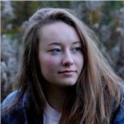 Etudiante STAPS 3ème année donne cours de français de la primaire au collège