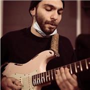 Cours de guitare/d'improvisation musicale sur Paris et proche banlieue, à domicile ou par visio