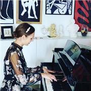 Professeur de Piano et de Solfège en ligne