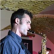 Professeur de musique, guitare, saxophone
