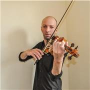 Professeur de violon donne des cours violon particulier