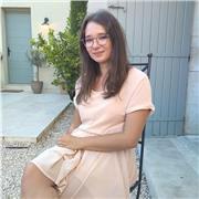 Etudiante en Master de Lettres Modernes à l'UPV de Montpellier