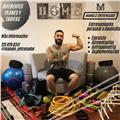 Entrenador p. experto en cambios físicos, te ayudo a perder grasa y ganar musculo con mi método fit body