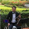 Profesor de violín radicado en la cdmx y el estado de méxico listo para la formación de nuevos artistas interesados en el instrumento