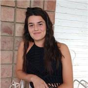 Native d'Argentine, étudiante en faculté de langues donne cours d'espagnol en ligne