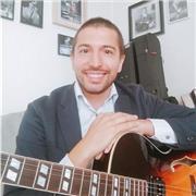 étudiant à l'Imep, Paris collège of music donne Cours de Guitare jazz