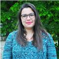 Graduada en bioquímica (euskera, castellano e inglés) para dar clases particulares tanto en la zona de barcelona como online