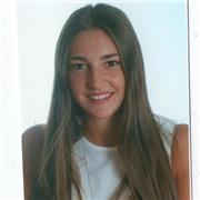 étudiante universitaire de nationalité italienne