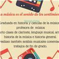 Clases de música / historia. más en descripción