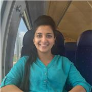 INDIAN English Teacher available in Nantes for Children before 14 years