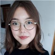 Française d'origine coréenne diplômée d'une LLCER Coréen/FLE donne cours de Coréen Débutant
