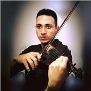 Violin teacher with more than seven years of experience for kids and adults
