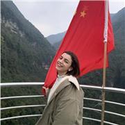 Diplômée en Licence de Chinois (actuellement en Master à l'université chinoise) propose des cours d'initiation et d'approfondissement du mandarin