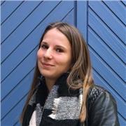 Étudiante de 19 ans en droit franco-allemand, je propose mes services pour vous apprendre l'allemand ou vous aidez à progresser dans la langue