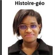 Professeur d'histoire - géographie à l'écoute et rigoureuse