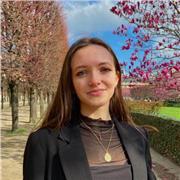 Étudiante donne cours de Maths de la primaire au lycée sur Paris