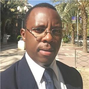 Prof. James Nyaga @Savinda English