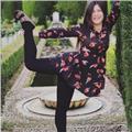 Instructora de yoga online y en mi domicilio de todos los niveles