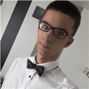 Etudiant ingénieur, actuellement en bac+3, propose des cours de maths (jusqu'au lycée), physique-chimie (collège)
