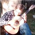 Clases particulares de guitarra, iniciación musical, educación sonora, teoría musical