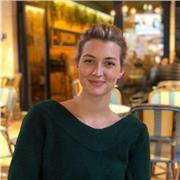 Étudiante bilingue italien et anglais recherche passionnés de voyages à travers les langues étrangères